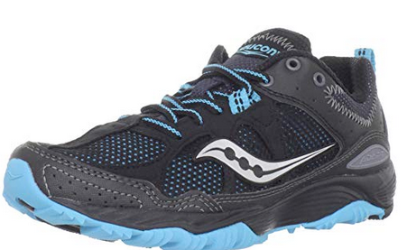 Women's Saucony Grid •Adapt• Trail Running Shoe - Avalable in 2-Colors - ShooDog.com