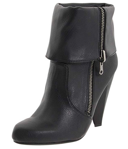 KENSIE GIRL Women's •Solan• Boot - Chocolate - ShooDog.com