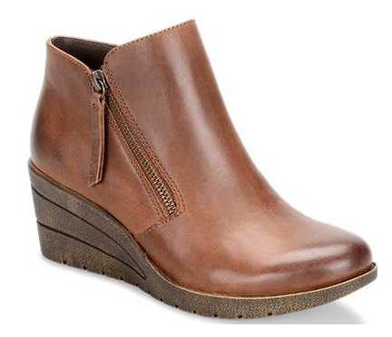 Sofft Womens •Salem• Ankle Wedge Bootie