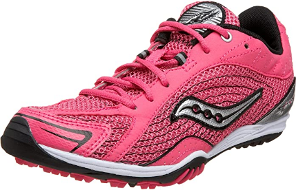 Saucony Women's Shay XC - Spike-Less Cross Counrty Track & Field Shoes