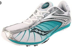 Women's Saucony Shay XC 2 Flat -Track & Field Shoes/Spikes