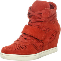 ASH Women's •Cool Mesh• Wedge Sneaker