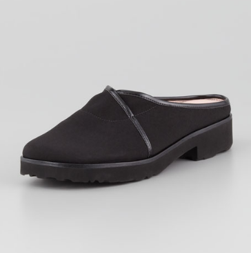 TARYN ROSE Women's •Tesse• Slip-on Mule