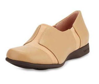 TARYN ROSE Women's •Tarsha•  Stretch-Panel  Slipon Flats