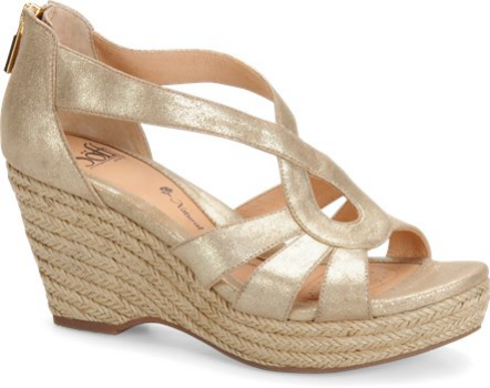 SOFFT Women's •Mena• Caged Wedge Sandal