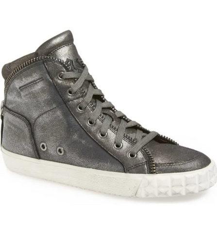 Ash Women's •Shake• High Top  Sneaker