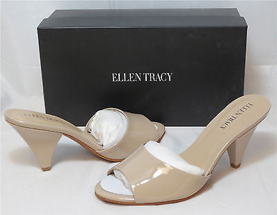 ELLEN TRACY Women's Hilary Sandal - Sand - - ShooDog.com