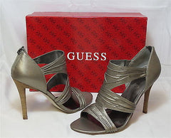 GUESS Women's •Davisa• High Heel Sandal - ShooDog.com