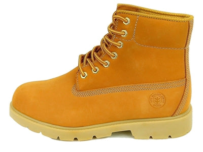 "Men's JACATA •6"" Basic Wheat Nubuck•  Work Boot"