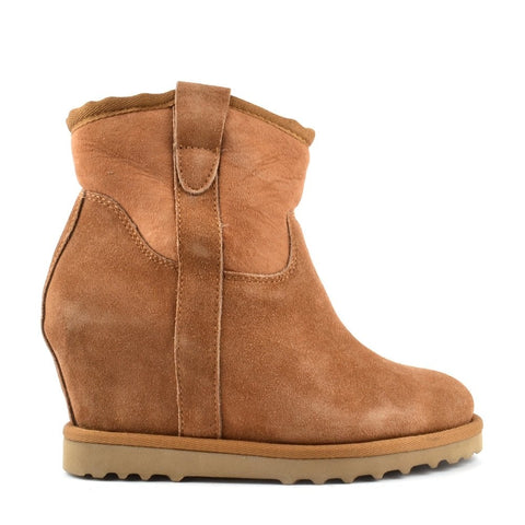 ASH ITALIA Women's •Yahoo• Hidden Wedge Bootie - ShooDog.com