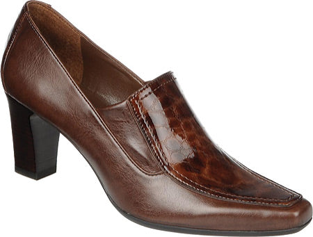 FRANCO SARTO Women's •Traffic• High-Heel Loafer - ShooDog.com