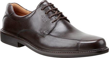 ECCO Men's •Holton•  Bike Toe Tie Oxford - ShooDog.com