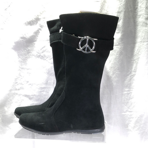 Primigi  Girl's Peace  Tall Boot - Black -