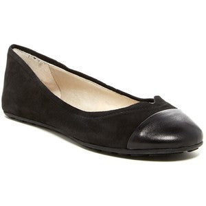 TAHARI Women's Gaucho •Black•  Leather Flat - ShooDog.com