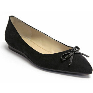 Womens Ellen Tracy - Fay - Bow Flats - ShooDog.com