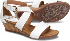 SOFFT Women's •Vita• Wedge Sandal - ShooDog.com