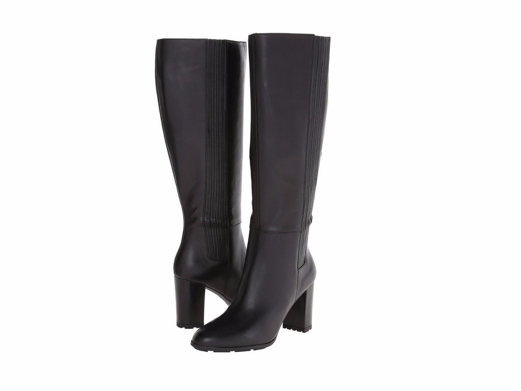 TAHARI Pepita  -Black- Knee High Boot - ShooDog.com