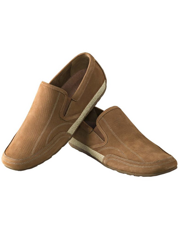 Men's HUSH PUPPIES •Pleco•  Slip-on - ShooDog.com