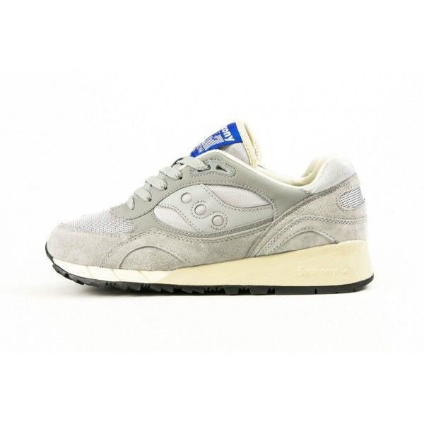 buy popular 7278c f26a5 Men's Saucony Originals Shadow 6000 •Grey• Classic Running Shoe