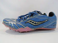 Women's Saucony Crescent Sprint Spike Track & Field Shoes - ShooDog.com
