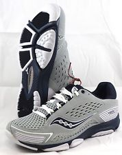 Men's Saucony ProGrid Trex Cross •Navy/Grey/White• Training Shoe - ShooDog.com