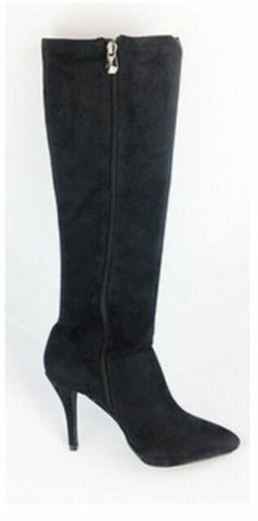 TAHARI •Izzy • Tall Shafted Boot- Black - ShooDog.com