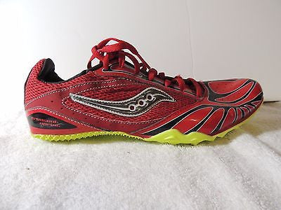 Men's Saucony Crescent Sprint Spike - ShooDog.com