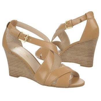 Naturalizer Women's •Hitch• Wedge Sandal - ShooDog.com