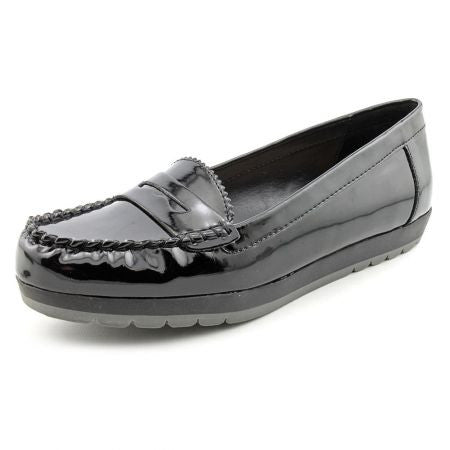 Womens Ellen Tracy - Greta Moc -  Black - ShooDog.com