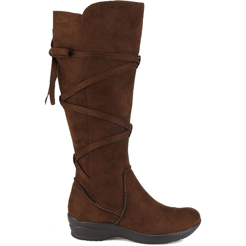 SOFTSPOTS Women's •Jenni•  Knee High Wedge Boots
