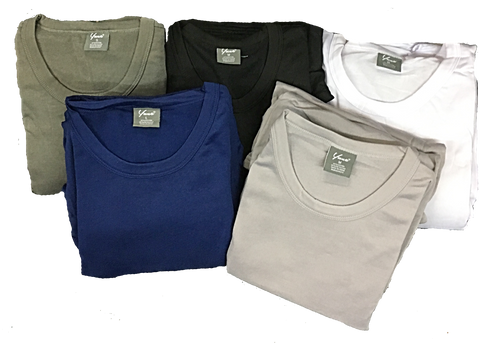 Men's Micro-Fleece Thermal Underwear 2-piece Top & Bottom Set  •Available in 5 different Colors•