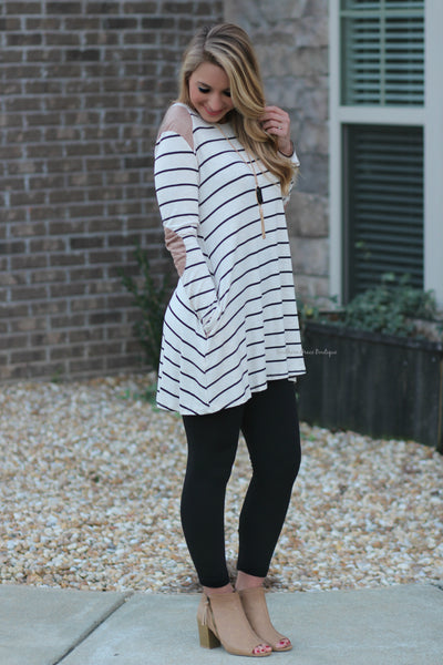 Care For Casual Tunic Dress