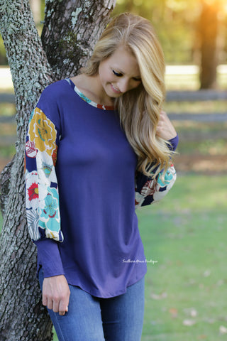 Blooming Beauty Blouse