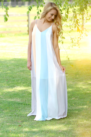 Sunshine & Sangria Maxi Dress