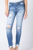 So Much To Love Lightwash KanCan jeans