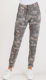 Perfectly Comfy Camo Joggers
