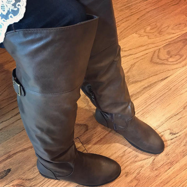 Riding Boots - Brown