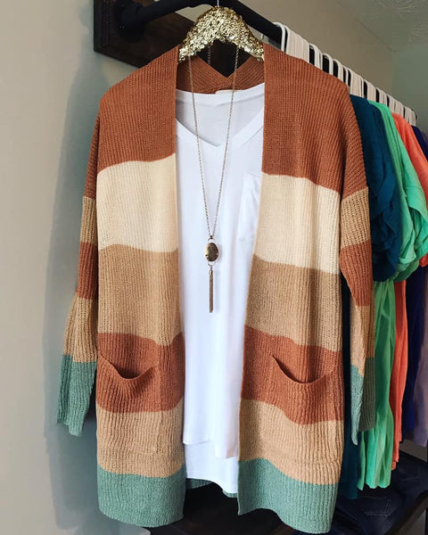 The Look For All Seasons Cardigan