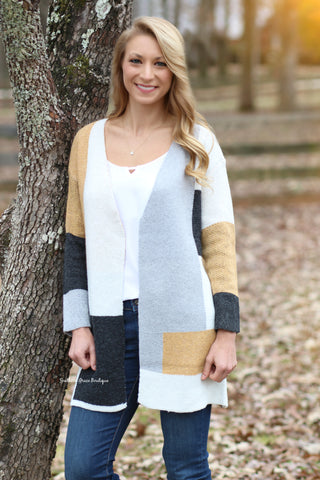 Fall Called Cardigan - FINAL SALE ITEM!