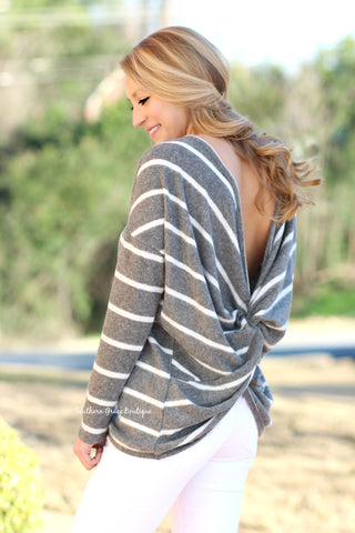 Never Looking Back Knit Top