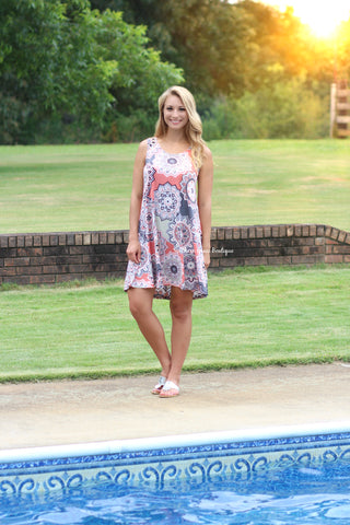 Medallion Fun Dress
