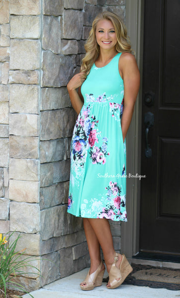 Tea Party Midi Dress