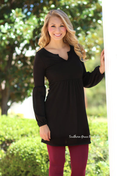The All Occasion Dress - Black