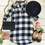 Picnic In The Park Tunic Dress