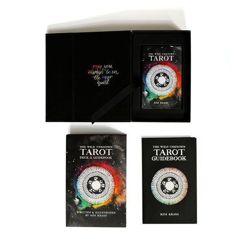 Tarot Deck & Guidebook Set