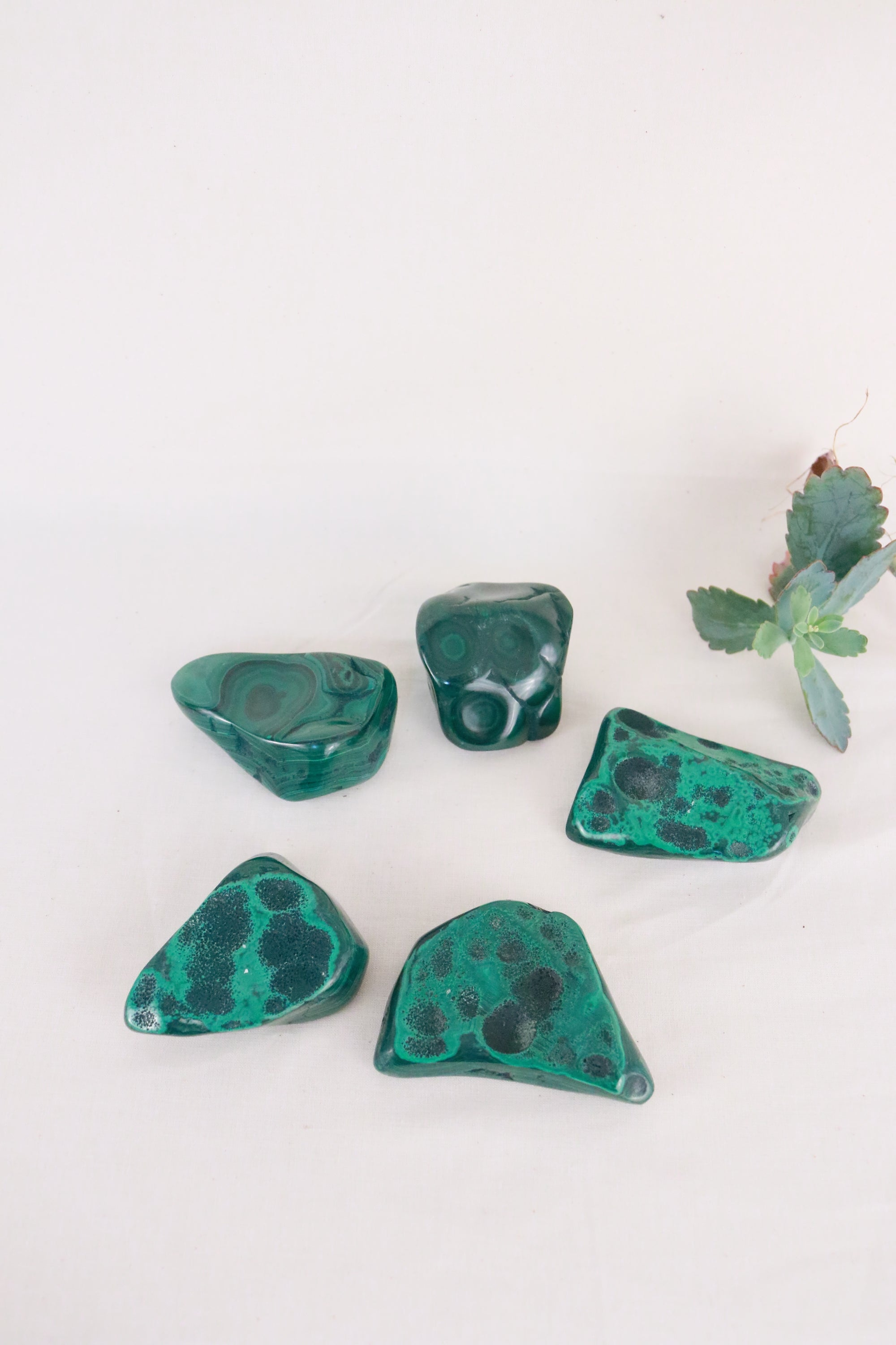 Malachite Free Form