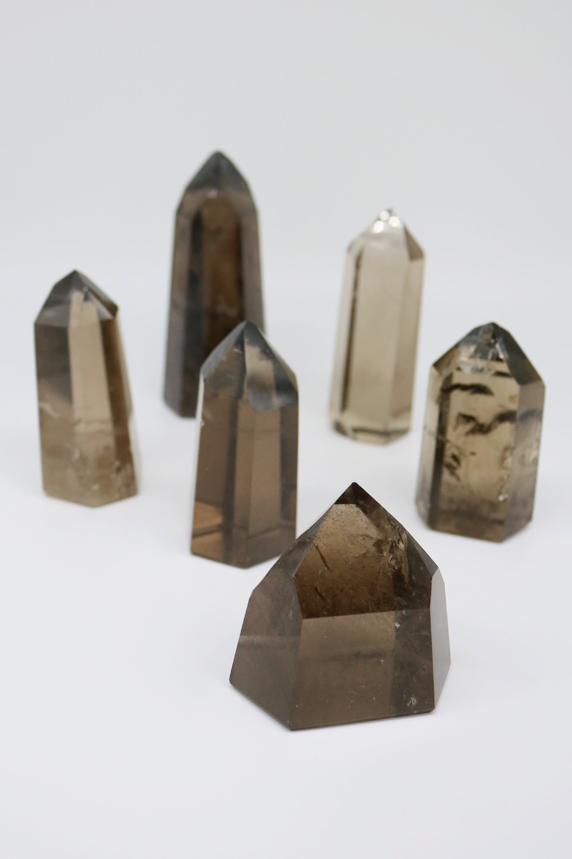 Polished Smoky Quartz