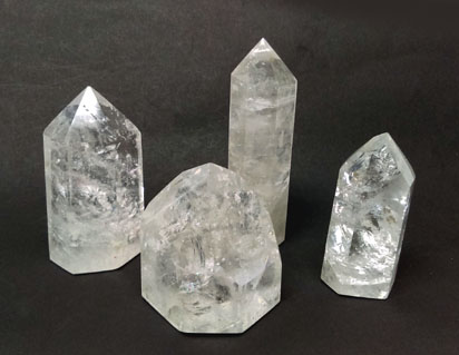 Polished Quartz Point