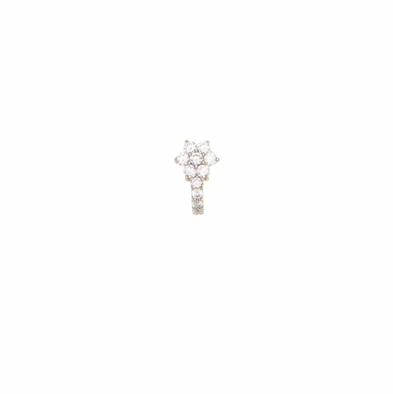 Crystal Shooting Star Ear Cuff