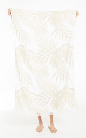 Bonita Palm Beach Towel